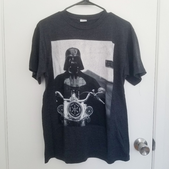 Star Wars Other - Star Wars Biker Darth Vader Tee